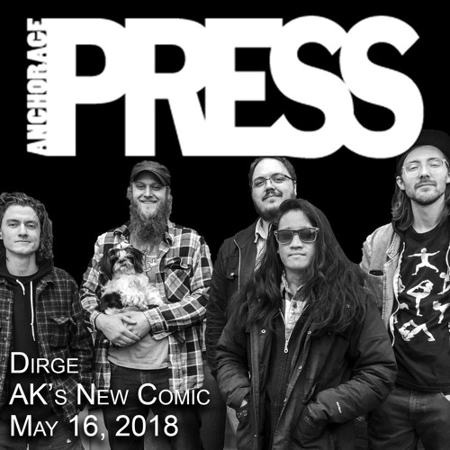 May 16, 2018 - O'Hara Shipe sits down with the writers of Dirge