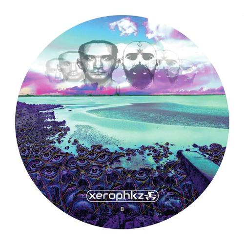 Conan_ & Pineal Navigation - Subatomic Collision EP - Xerophkz 004
