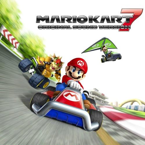 Mario Kart 7 Soundtrack Gba Bowser Castle 1 By Karurosu On