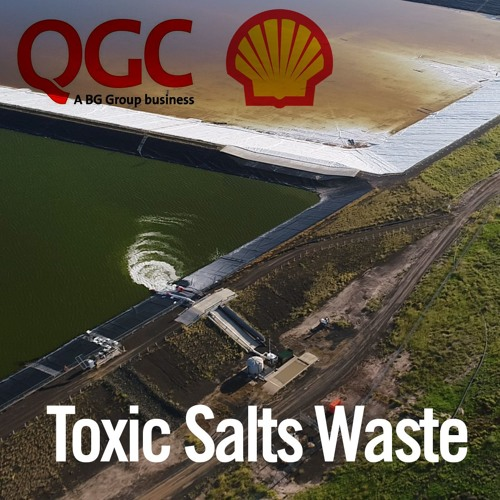 QGC/Shell Toxic Salts Waste