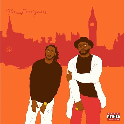 The Foreigners EP
