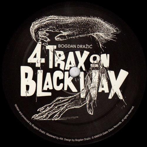 Four Trax On Black Wax EP(GD026 – Giallo Disco)