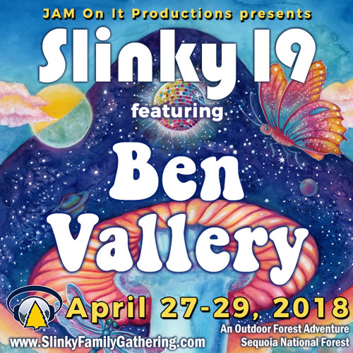 Benjamin Vallery at Slinky 19