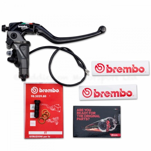 Brembo Radial Master Cylinder A Game Changer