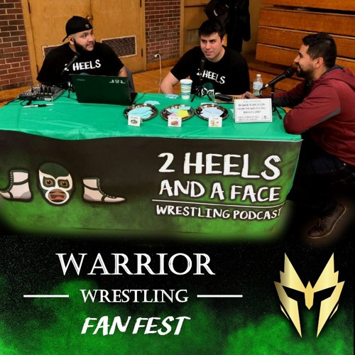 Our Warrior Wrestling Experience