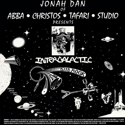BKV 018 Jonah Dan - Intergalactic Dub Rock [1995]