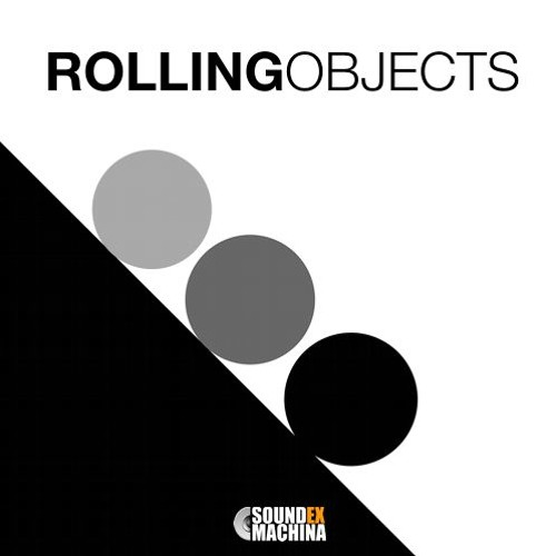 Rolling Objects - Audio Preview