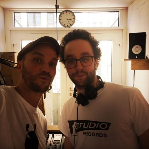 Jazz & Milk studio session w/ Dusty & Sam Irl @ Radio 80000