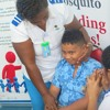 Campaign in Fiji to Protect Children and Adolescents from Meningococcal