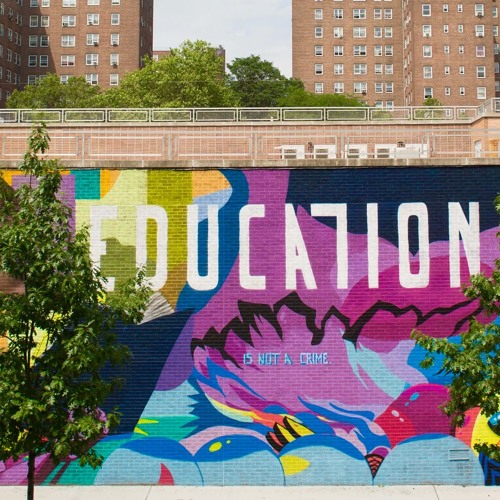 Podcast: Murals as a symbol of solidarity, resilience
