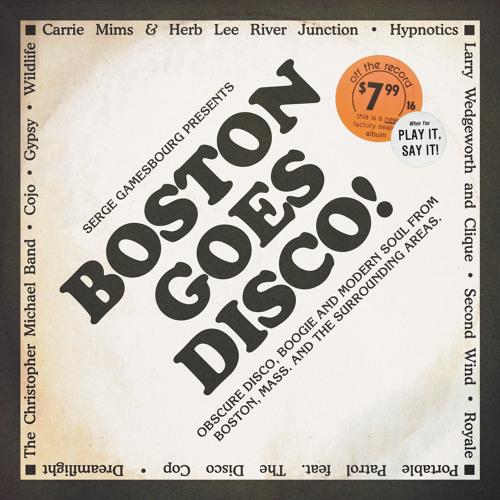Serge Gamesbourg presents Boston Goes Disco