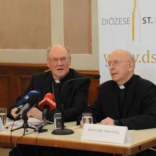 Pressekonferenz Bischof Alois Schwarz