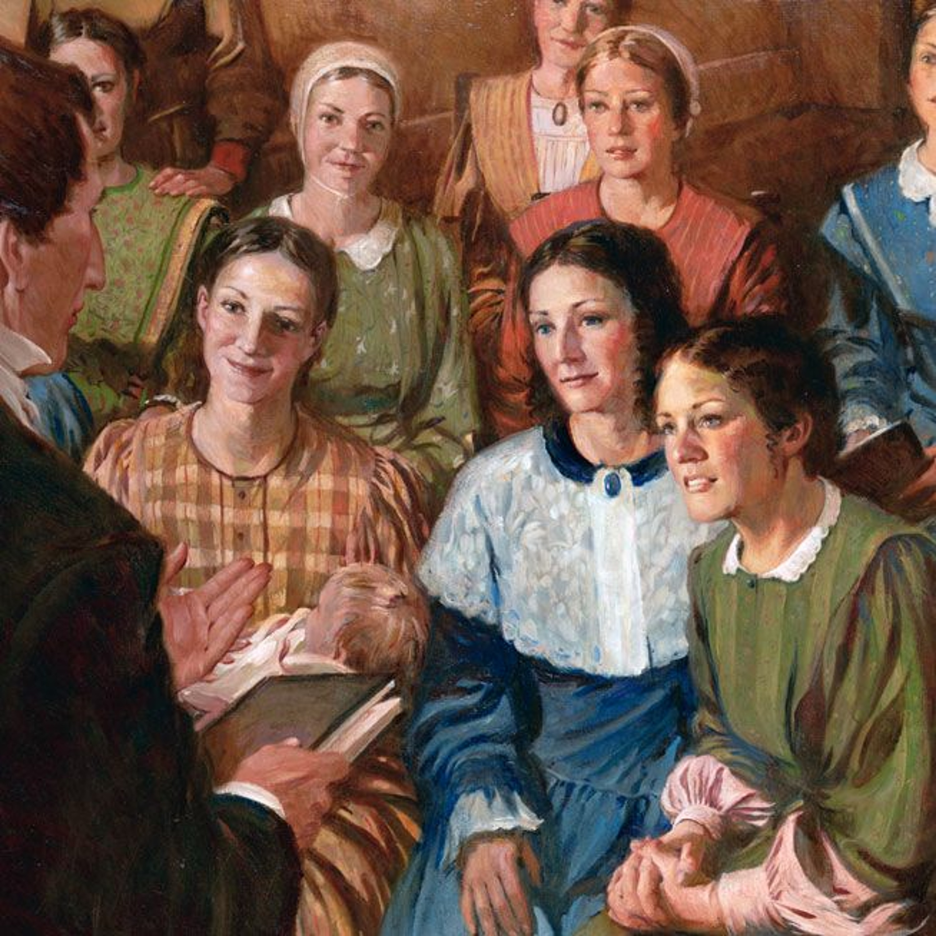 How Have LDS Women Shared the Book of...