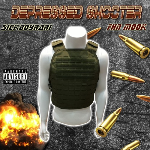 Depressed shooter