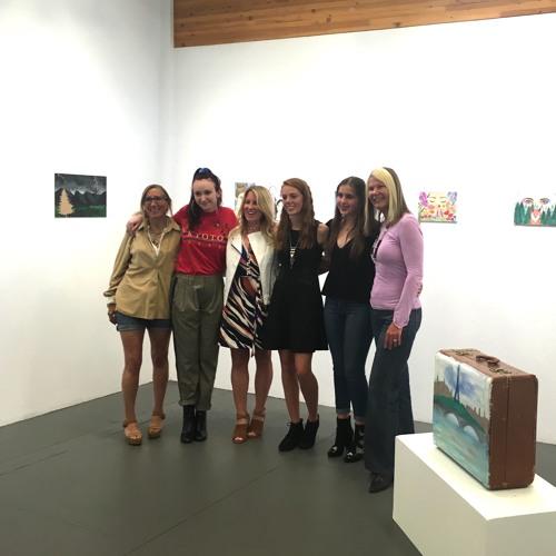 The Claudette Carter ARTmentors Program Annual Exhibition
