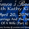 Marriage And The Duty Of A Wife (Part 4)