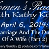 Marriage And The Duty Of A Wife (Part 2)
