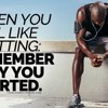 When You Feel Like Quitting  Remember Why You Started! - Motivational Speech