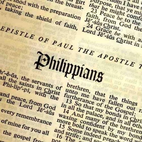 Philippians 1:9-11 Paul's Prayer: The Glory of God in the Church
