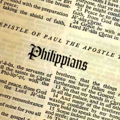 Philippians 1:18-26 Celebrating in Life and Death by Pastor Phil Martyn