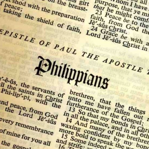 Philippians 2:5-11 The Mind of the Church: Christ Jesus by Pastor Phil Martyn