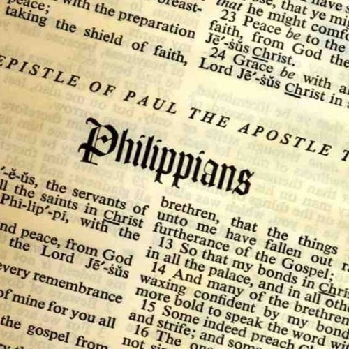 Philippians 2:12-13 Fearful and Faithful Work by Pastor Phil Martyn