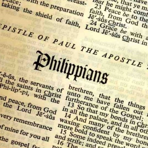 Philippians 3:17-4:1 Following Paul, Following Christ by Pastor Phil Martyn