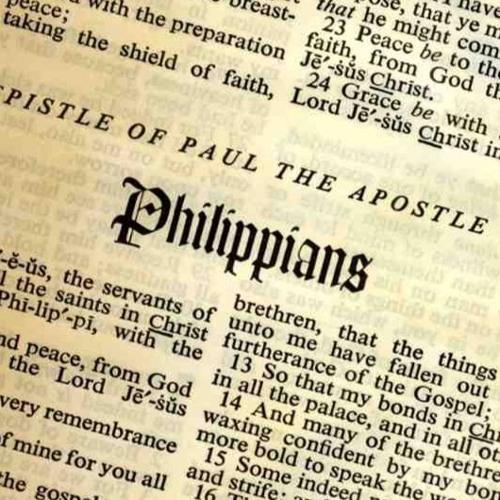 Philippians 4:10-13 Choose Jesus, Choose Joy by Pastor Ed Pedley