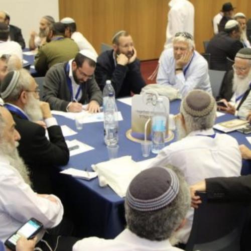כאן ועכשיו - 175 - על כנס הרבנים - פודקאסט עם הרב אורי שרקי