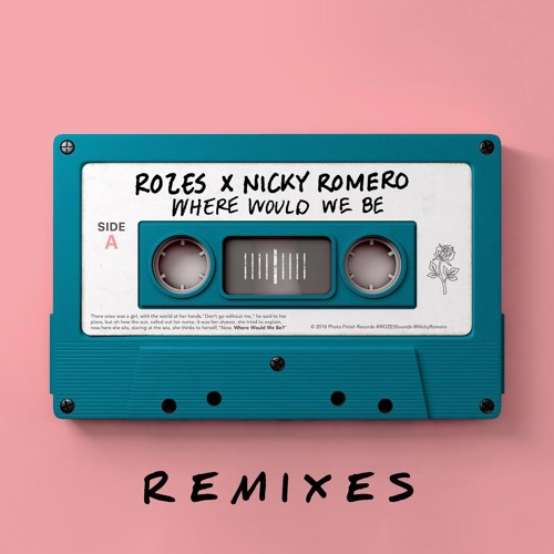 Where Would We Be - THE REMIXES Vol 2
