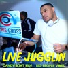 DJ CRIS CROSS LIVE Jugglin  CANDY BOAT RIDE (Big People Vibes)