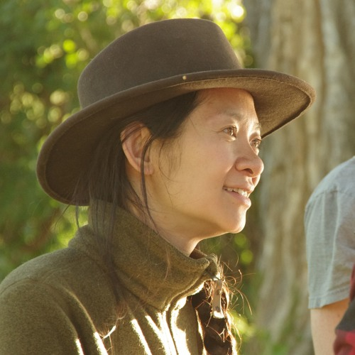 """""""The Rider"""" Director Chloé Zhao"""
