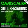 Sutil Sensations Radio/Podcast #347 - Press play & enjoy new #HotBeats and fine, fine #CanelaFina!
