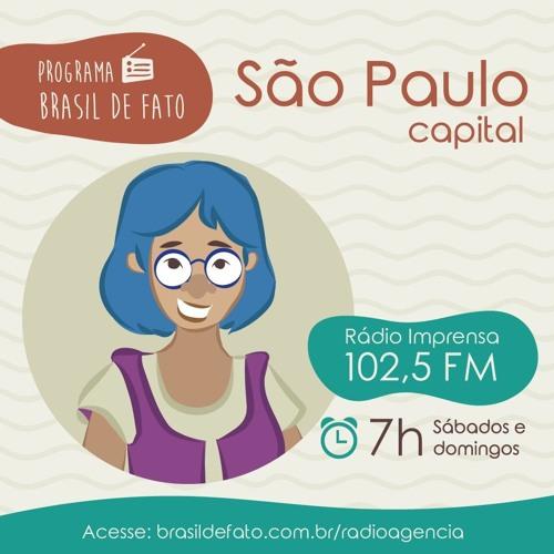 Ouça o programa Brasil de Fato - Edição de SP e Sorocaba - 19/05/2018
