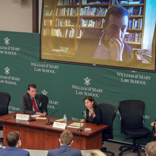 Antitrust and the Constitutional Order (Opening Remarks and Panel 1)