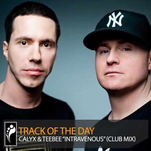 "Track of the Day: Calyx & TeeBee ""Intravenous"" (Club Mix)"