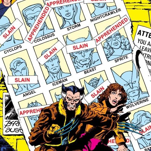 Preview: Episode 68 - X-Men w/ Elana Levin