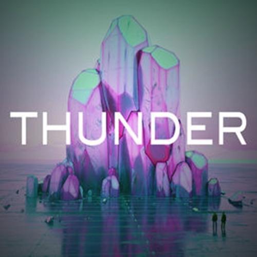 Imagine Dragons Thunder: Thunder (Matt Jeffrez Bootleg) By Matt