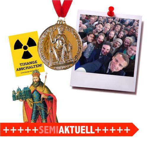 FW034: SEMIAKTUELL — Karlspreis 2018