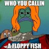 the Floppy Fish Song