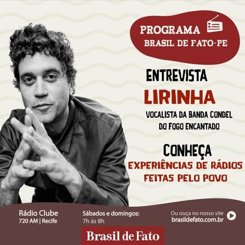 Ouça o Programa Brasil de Fato - Edição Pernambuco - 19/05/18