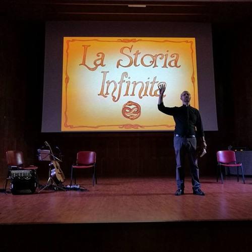 La storia infinita di Ende, raccontata e recitata da Andrea Cavallini e Giovanni Scifoni