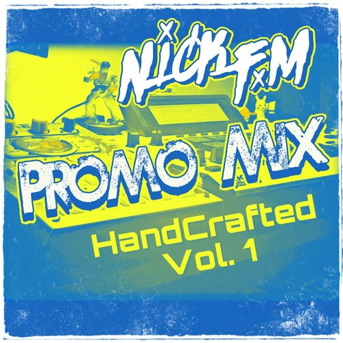 Handcrafted Vol. 1 (Promo Mix)