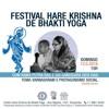 Festival de Domingo: Protagonismo Social - 13.5.2018 | Rama Putra Das e Sri Damodara Devi Dasi