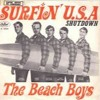 Beach Boys   ' Surfin' U.S.A.' Backing By John On Bass And some Guitars  OLDIES