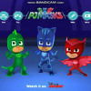 Pj Masks - Music with intro and from the website(better quality of music)