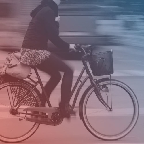 City Cyclists Crowdsource The Safest Path