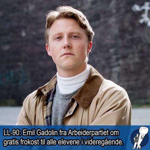 LL-90: Emil Gadolin om frokost til videregående elever