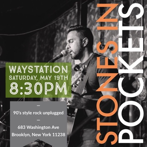 SiP Journeys Acoustic Show - Way Station Brooklyn - May 2018