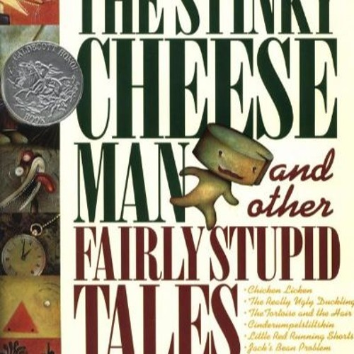 Episode 43 - The Stinky Cheese Man